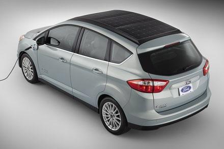 Góc hữu dụng nhận năng lượng của Ford